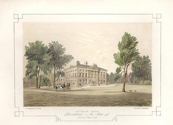 Plate 13: Lytham Hall
