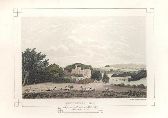Plate 20: Whittington Hall