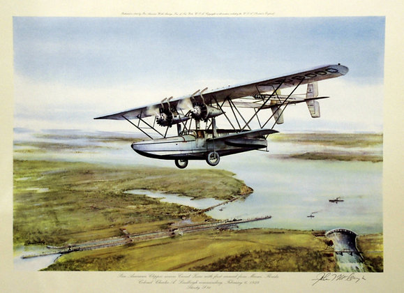 Plate No. 02: Sikorsky S-38