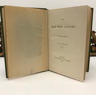 Hugo, Victor. Works 1899 8 Volumes Hardback, green cloth $125.00