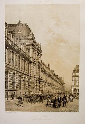Le Louvre (sur la Rue de Rivoli)