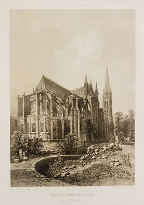 Eglise de l'Abbaye de St. Denis