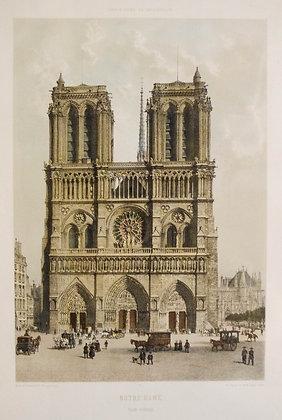 Notre-Dame (fa�ade occidentale)