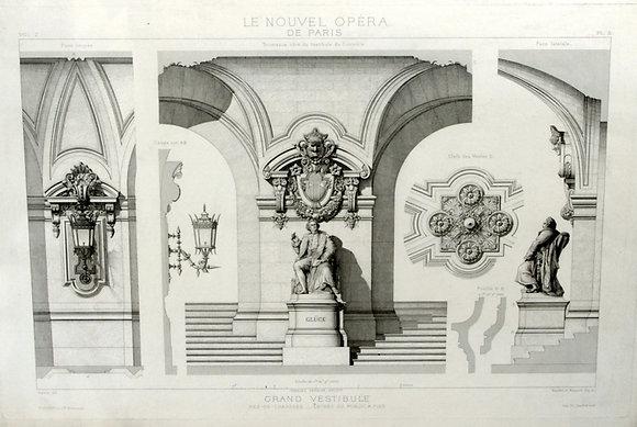 Grand Vestibule Le Nouvel Opera