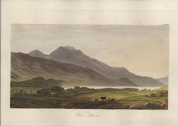 Plate 18: Ben Lawers