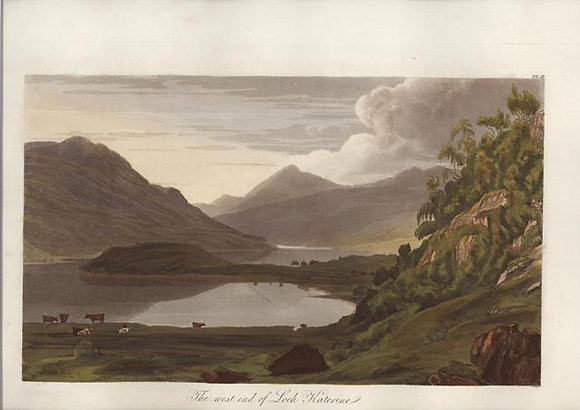 Plate 11: The West End of Loch Katerine