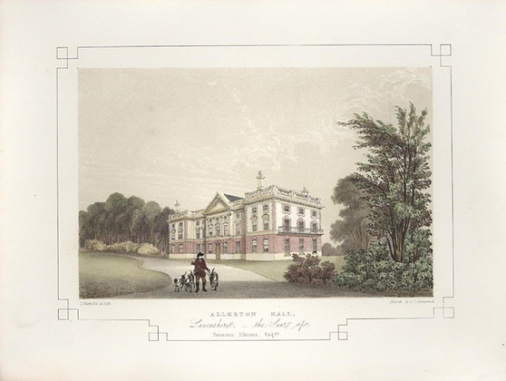 Plate 01: Allerton Hall