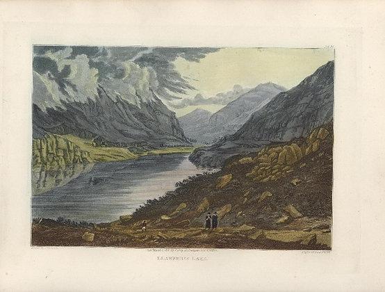 Plate 21: Llanberis Lake
