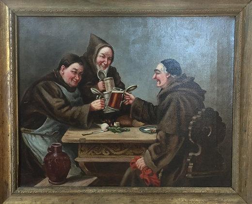 Friar Toast