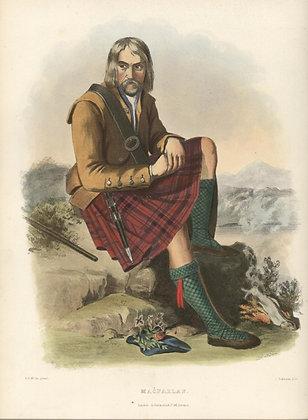 Mac Pharlan Clan