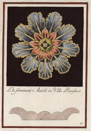 Plate 33 (Series A : Colored)