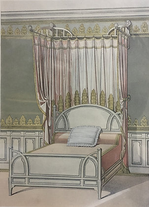 Beds and Drapes: Plate 6