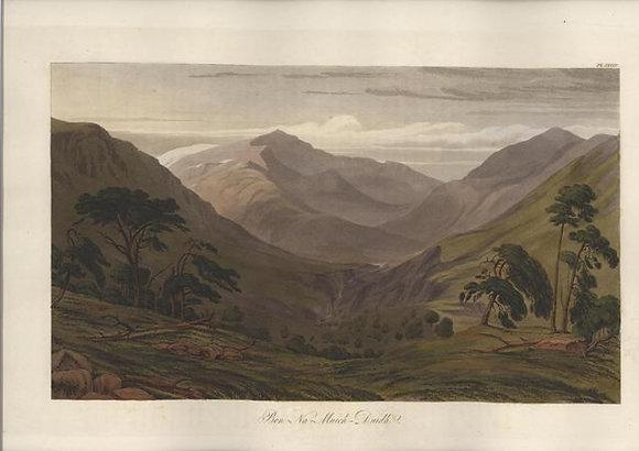 Plate 34: Ben-Na-Muich-Duidh