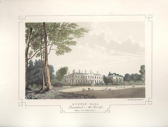 Plate 08: Euxton Hall
