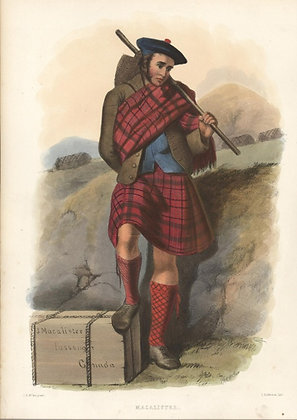Mac Allaster Clan