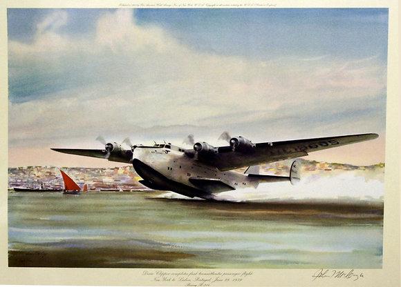 Plate No. 05: Boeing B-314