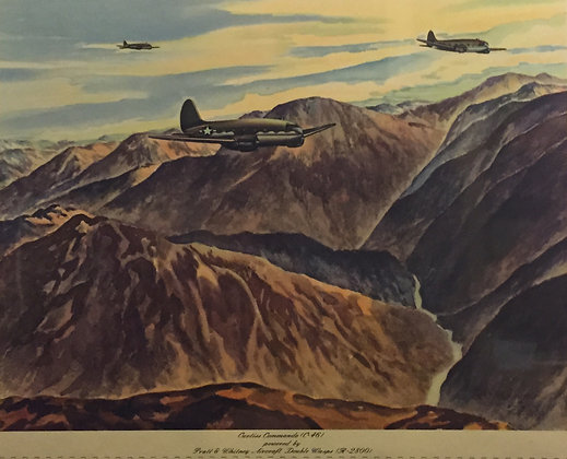 Curtiss Commando (C-46)