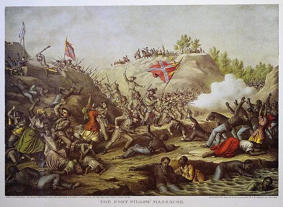The Fort Pillow Massacre.
