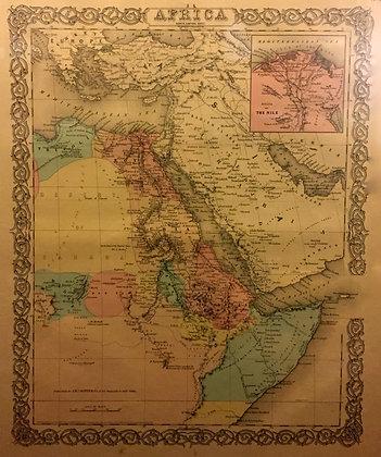 Africa: North Eastern Sheet