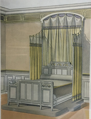 Beds and Drapes: Plate 16