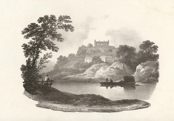 Plate 10: St. Catherine's Hill, near Guildford