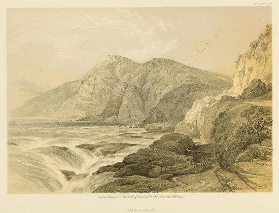 Plate 67 : Cape Blanco