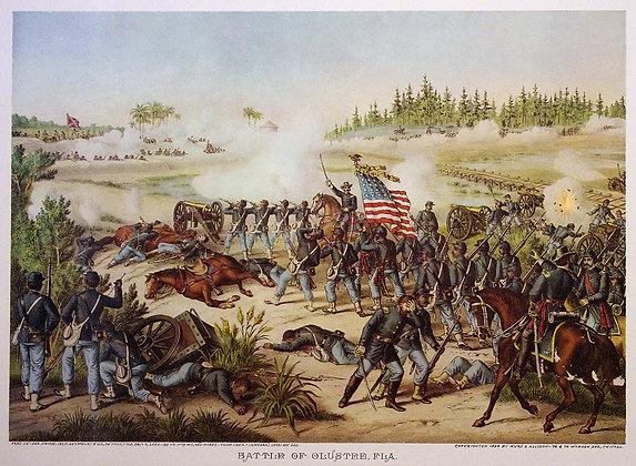 Battle of Olustee, FLA.