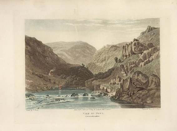 Plate 43: Vale of Towy
