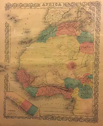 Africa: Northwestern Sheet