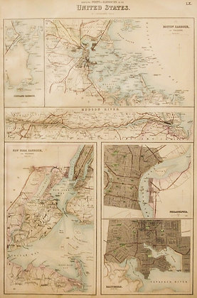 Northern Ports & Harbors in the United States