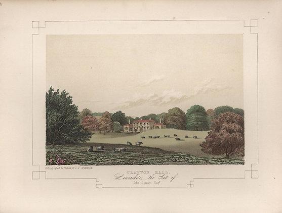 Plate 04: Clayton Hall