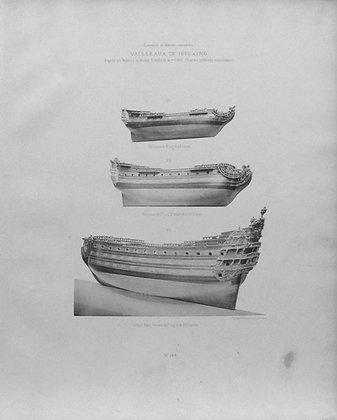Description D'Un Navire Royal