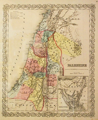 J.H. Colton's Palestine
