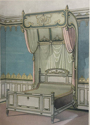 Beds and Drapes: Plate 2