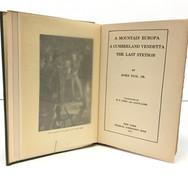 Fox, Jr, John. Works 1910 6 Volumes Hardback, green cloth $75.00