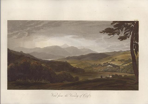 Plate 14: View from the Vicinity of Crief