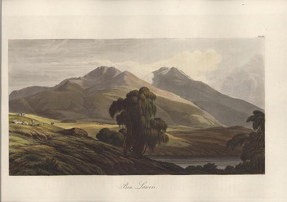 Plate 19: Ben Lawers