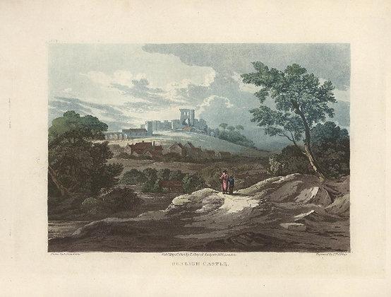 Plate 36: Denbigh Castle