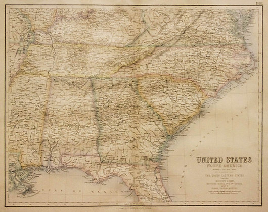 The South East : United States in North America