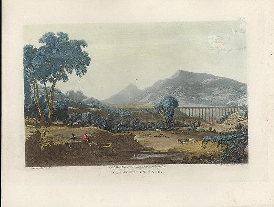 Plate 34: Llangollen Vale