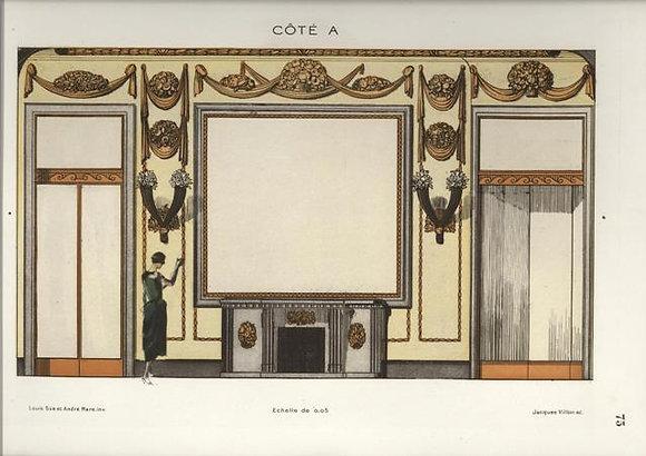 Plate 73: Côté A