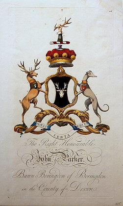 Crest of John Parker