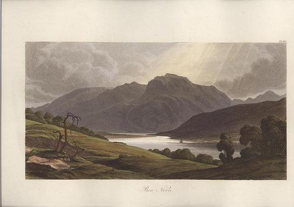 Plate 41: Ben Nevis