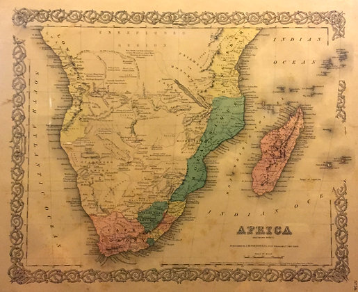 Africa: Southern Sheet