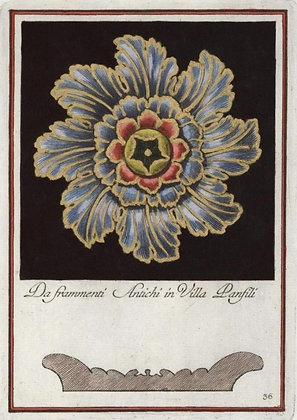 Plate 36 (Series A : Colored)
