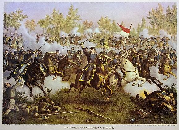 Battle of Cedar Creek.