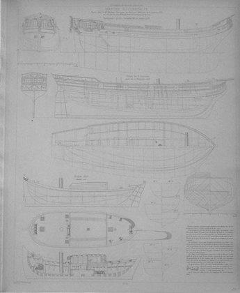 Marine Hollandaise - Corvette a Bombes