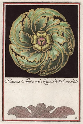 Plate 13 (Series B : Colored)