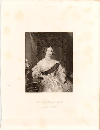 HER MOST GRACIOUS MAJESTY, QUEEN VICTORIA