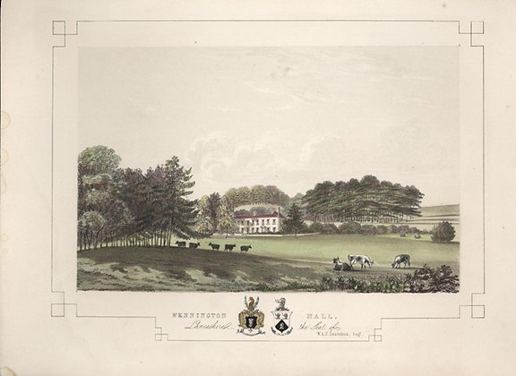 Plate 19: Wennington Hall